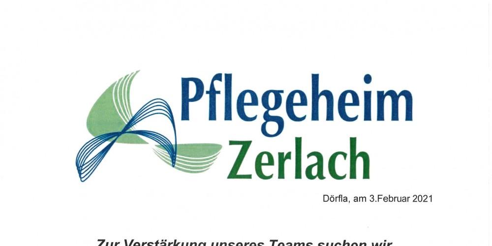 Foto: Foto: Pflegeheim Zerlach