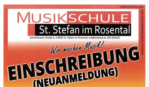 Foto: Foto: Musikschule St. Stefan im Rosental